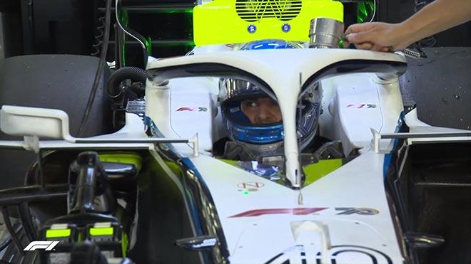 Đua xe F1, Bahrain GP: Vẫn là 'điệp khúc' Mercerdes - 1