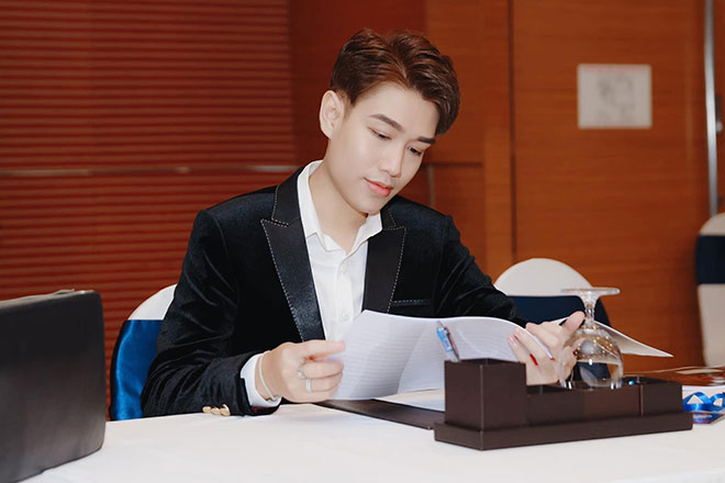 Bí quyết thành công của 9x điển trai trở thành CEO ở tuổi 27 - 1