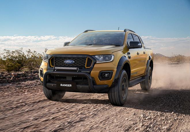 """Ford Ranger Wildtrak X 2021 phiên bản """"vượt địa hình"""" siêu chất ra mắt - 1"""