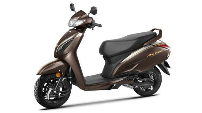 Xe ga Honda Activa 6G ra bản kỷ niệm, giá từ 21 triệu đồng - 1