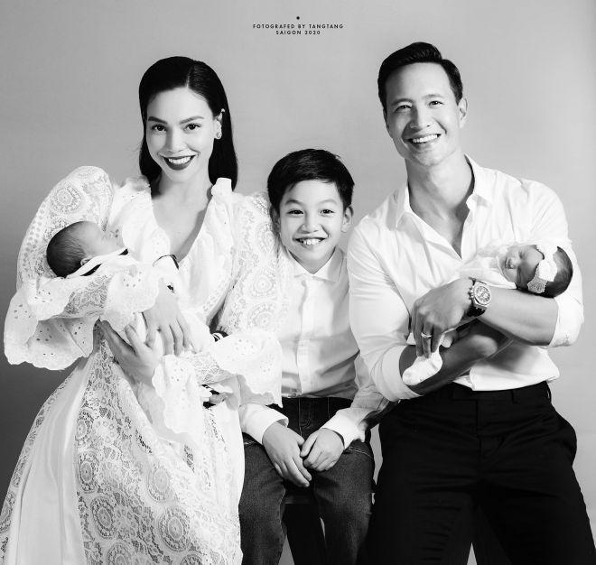 """Sinh con cho Cường Đô La và Kim Lý, Hồ Ngọc Hà bị mỉa mai """"lấy ai cũng không cưới"""" - 1"""