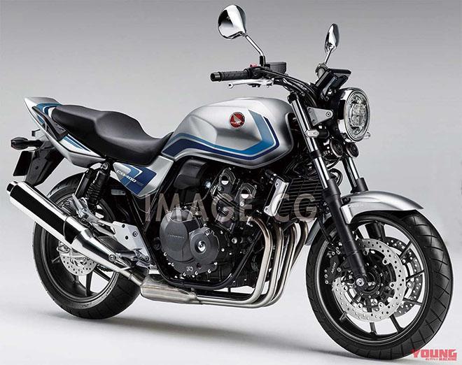 """Cặp đôi Honda CB400SF và CBR400RR đã sẵn sàng để """"chinh phạt"""" thị trường - 1"""