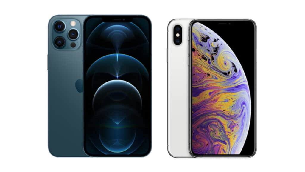 iPhone 12 Pro Max vs iPhone XS Max: Những cải tiến có đáng để bạn nâng cấp? - 1