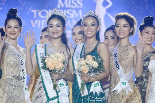 Cuộc thi Hoa khôi Du lịch Việt Nam 2020 không tìm được... hoa khôi! - 1
