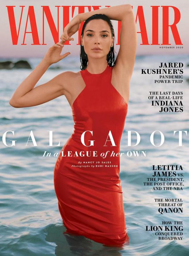 Mỹ nhân Israel Gal Gadot khoe sắc vóc tuyệt mỹ - 1
