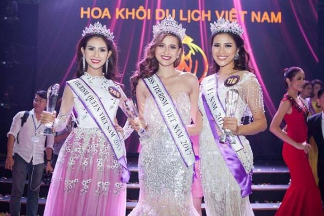 """Liên hoàn """"phốt"""" của cuộc thi Hoa khôi Du lịch Việt Nam - 7"""