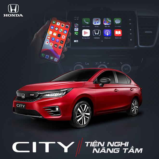 Honda City 2020 sắp ra mắt thị trường Việt Nam được hé lộ nội thất và động cơ - 1
