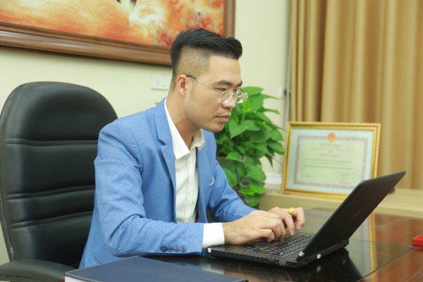 """Sống hạnh phúc từ """"nước sơn"""" theo quan điểm của Tổng giám đốc R.Q.S - Nguyễn Thành Nam - 1"""