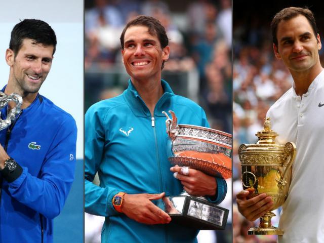 Thể thao - Sao có 2 Grand Slam giải nghệ vì thua nhiều trước Federer, Nadal, Djokovic