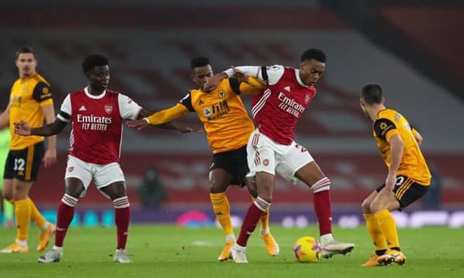 Video Arsenal - Wolverhampton: Rượt đuổi hấp dẫn, chiến thắng nghịch cảnh - 1