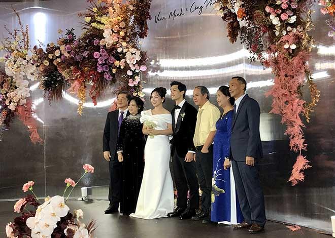 Đám cưới Công Phượng tại Nghệ An: Tiệc cưới ở...sân bóng, mời bao nhiêu mâm? - 1