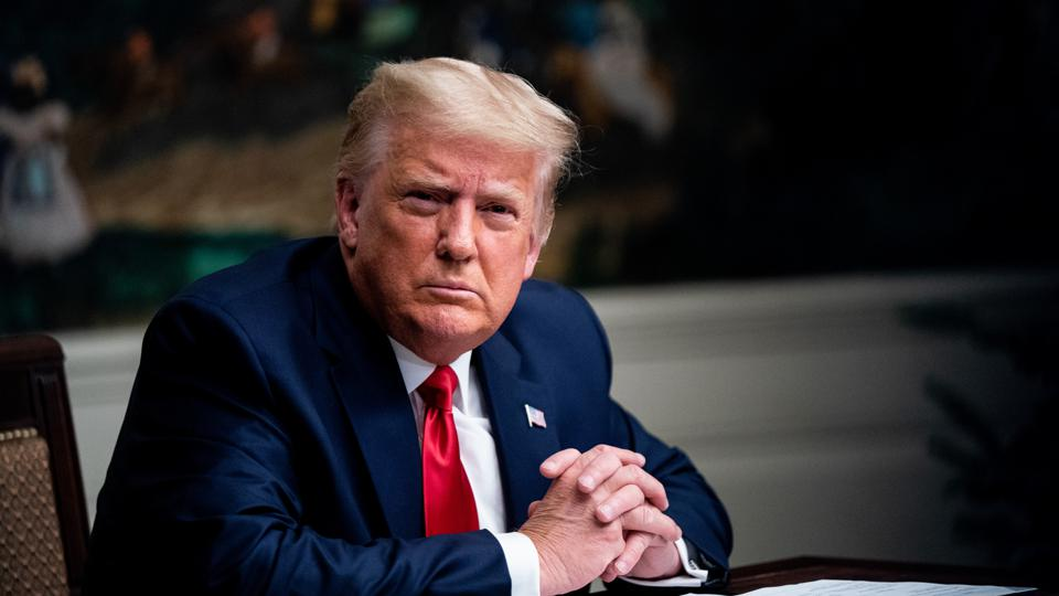 """Ông Trump tố gian lận bầu cử: Bộ Tư pháp và FBI có thể đã """"nhúng tay"""" - 1"""