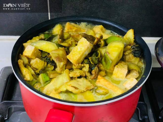 Tuyệt chiêu làm món ốc chuối đậu thơm ngon trong ngày đông se lạnh - 7