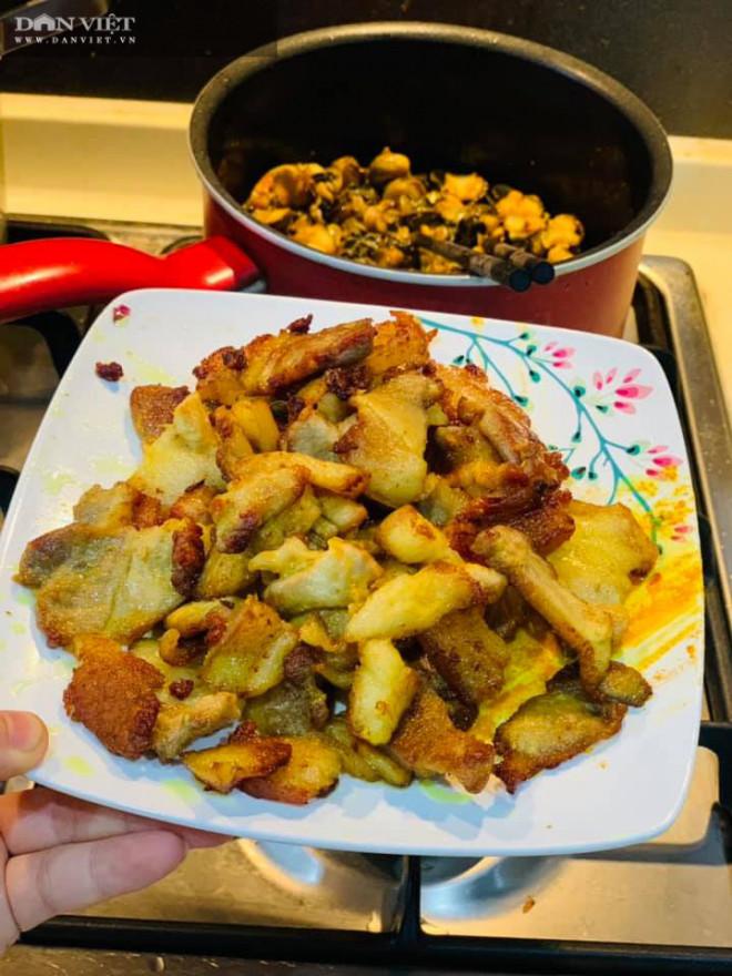 Tuyệt chiêu làm món ốc chuối đậu thơm ngon trong ngày đông se lạnh - 6