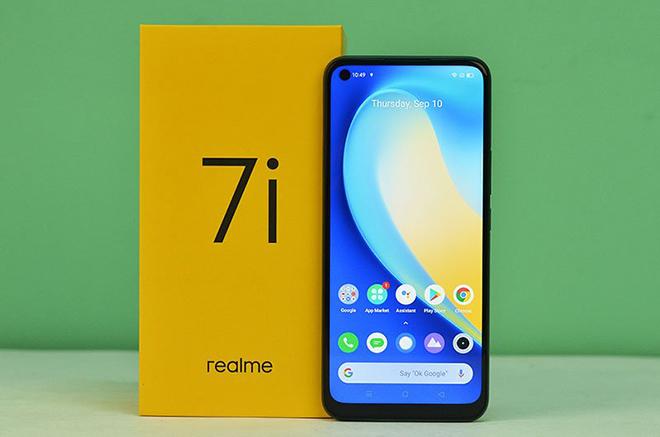 Những điểm nhấn khiến Realme 7i giá 6,29 triệu đồng thực sự nổi bật - 1