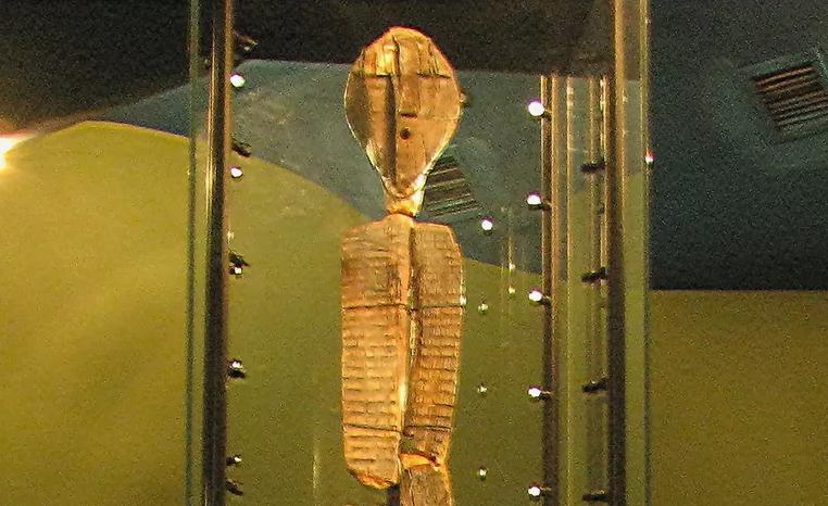 Bức tượng đầy ám ảnh có tuổi đời gấp đôi kim tự tháp tiết lộ về thế giới từ 11.600 năm trước - 1