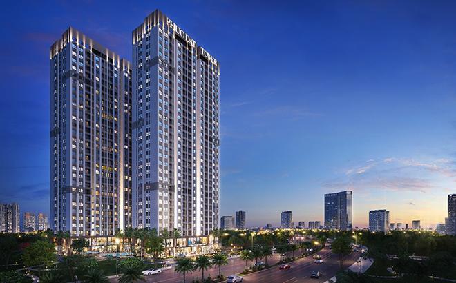 Thanh toán 29 đợt, Phuc Dat Tower mở ra cơ hội đầu tư hấp dẫn - 1