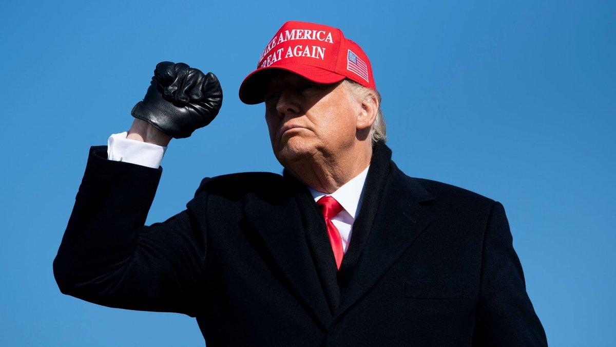 Tranh cử năm 2024: Liệu có ai đủ sức đánh bại ông Trump? - 1