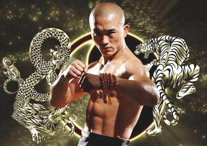 """""""Đệ nhất Thiếu Lâm"""" Yi Long trói tay chân đánh nhau: Thua sẽ gọi là bố - 1"""