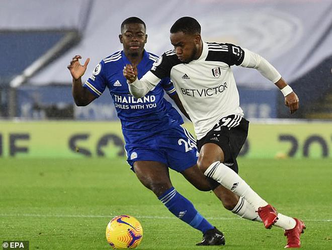 Video Leicester City - Fulham: Hiệp 1 thảm họa, cú sốc tại King Power - 1
