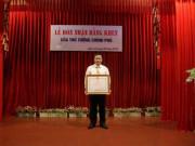 Thủ tướng tặng bằng khen cho lương y chữa thành công bệnh tiểu đường