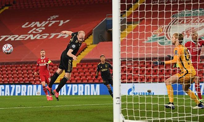 """Liverpool - Ajax: Sai lầm thủ môn, pha cứu thua """"giá trị vàng"""" (Kết quả Cúp C1) - 1"""