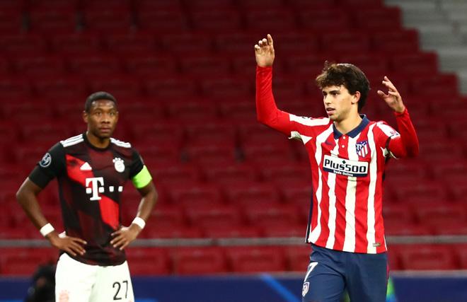 """Atletico Madrid - Bayern Munich: """"Tiểu Ronaldo"""" nổ súng, quả penalty oan nghiệt (Kết quả Cúp C1) - 1"""