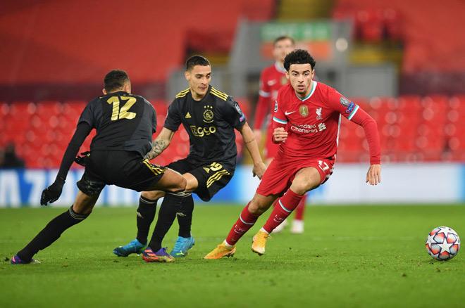 Cúp C1: Liverpool và đội nào sớm giành vé đi tiếp vào vòng 1/8? - 1