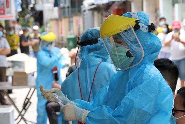 Hà Nội ghi nhận thêm 1 ca dương tính với SARS-Cov-2, được cách ly tại khách sạn - 1