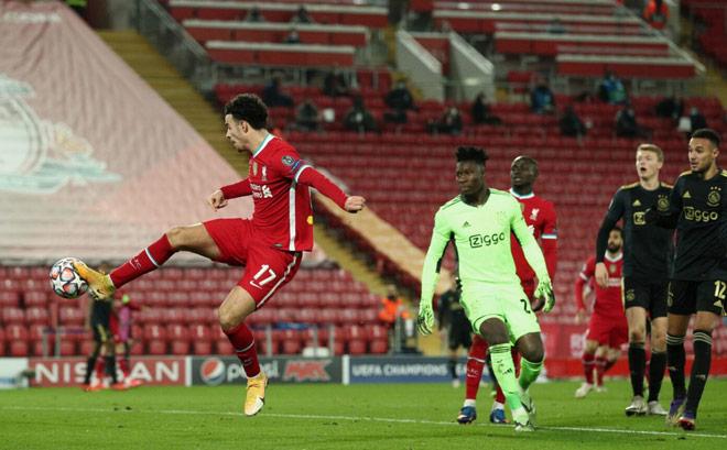 Liverpool sớm đi tiếp ở Cúp C1 vẫn nhận tin cực sốc về lực lượng - 1
