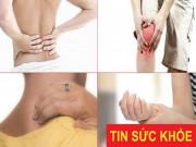 Tin tức sức khỏe - Đau lưng, đau mỏi vai gáy khi trời lạnh - Nguyên nhân tại sao?