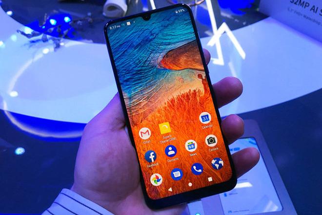Ra mắt smartphone 5G giá siêu rẻ, chỉ 3,52 triệu đồng - 1