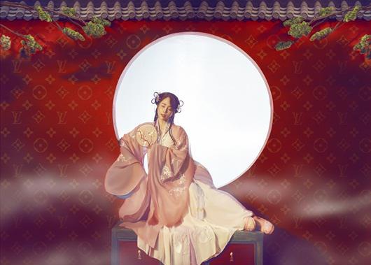 Quỳnh Nga chán mặc gợi cảm, chuyển sang phong cách cổ trang hóa tiên nữ giáng trần - 1