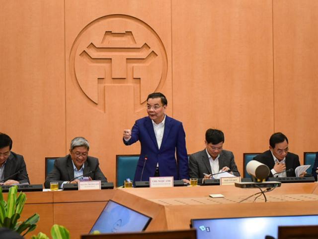 Tin tức trong ngày - Dịch COVID-19: Chủ tịch TP.Hà Nội ra công điện khẩn