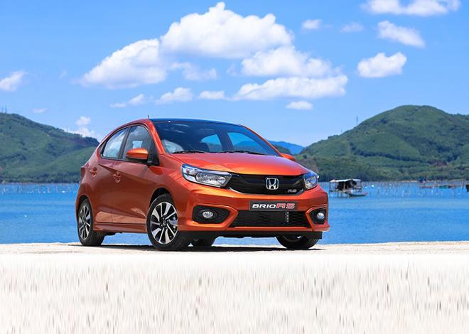 Giá xe Honda Brio lăn bánh tháng 12/2020, xe hạng A rộng nhất phân khúc - 1