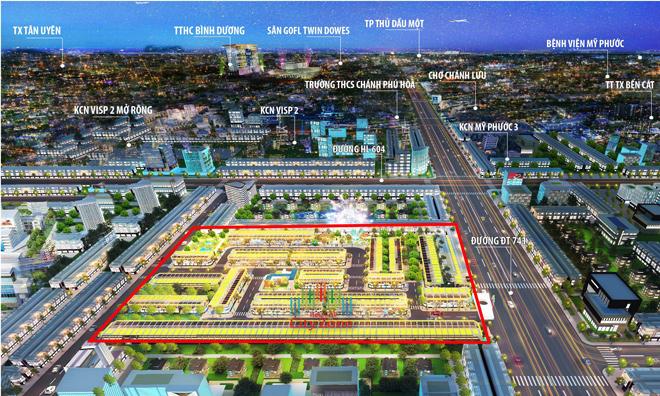 Nhờ đâu BenCat City Zone thu hút giới đầu tư? - 1