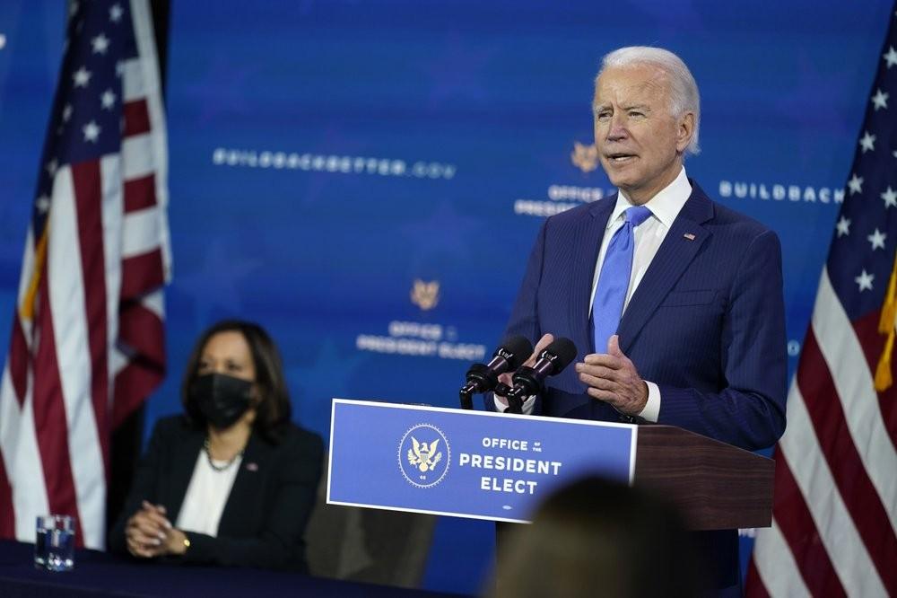 Ông Biden lần đầu nói về chiến lược cứng rắn của chính quyền mới với Trung Quốc - 1