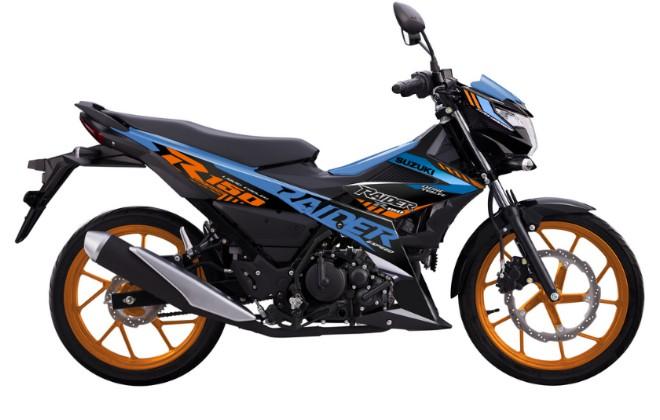 Bảng giá xe máy Suzuki mới nhất đầu tháng 12/2020 - 1