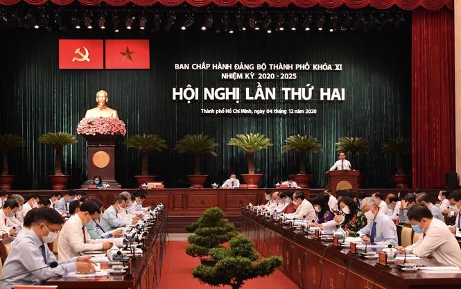 Bí thư TPHCM Nguyễn Văn Nên nói về xử lý sai phạm ở Thủ Thiêm - 1