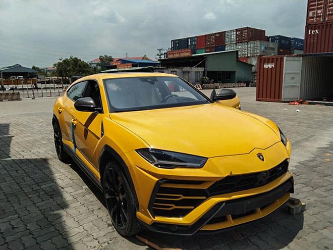 Lamborghini Urus bị triều hồi hàng loạt vì nguy cơ cháy nổ - 1