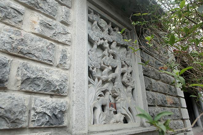 Tiết lộ bất ngờ về ngôi nhà cổ làm bằng đá độc nhất vô nhị ở Ninh Bình - 11