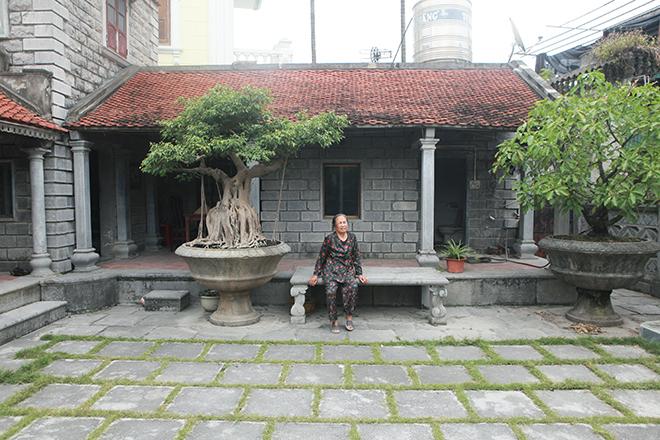 Tiết lộ bất ngờ về ngôi nhà cổ làm bằng đá độc nhất vô nhị ở Ninh Bình - 12