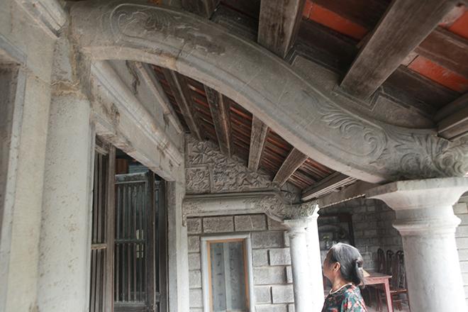Tiết lộ bất ngờ về ngôi nhà cổ làm bằng đá độc nhất vô nhị ở Ninh Bình - 5