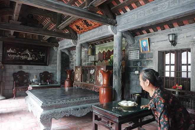 Tiết lộ bất ngờ về ngôi nhà cổ làm bằng đá độc nhất vô nhị ở Ninh Bình - 7