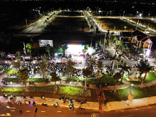 Ra mắt phân khu thương mại Dynamic Center và Tuyến phố ẩm thực đêm – Tâm điểm kinh tế tại Epic Town - 1