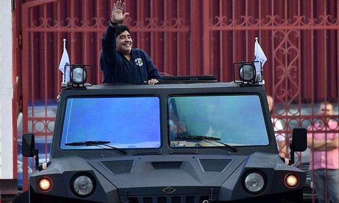 Bí mật cái chết của Maradona: 2 vụ kiện tranh chấp tài sản hàng chục triệu đô - 1