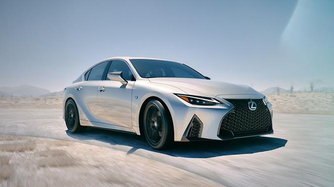 Lexus chính thức giới thiệu dòng IS thế hệ mới tại Việt Nam, cạnh tranh BMW và Mercedes-Benz - 1