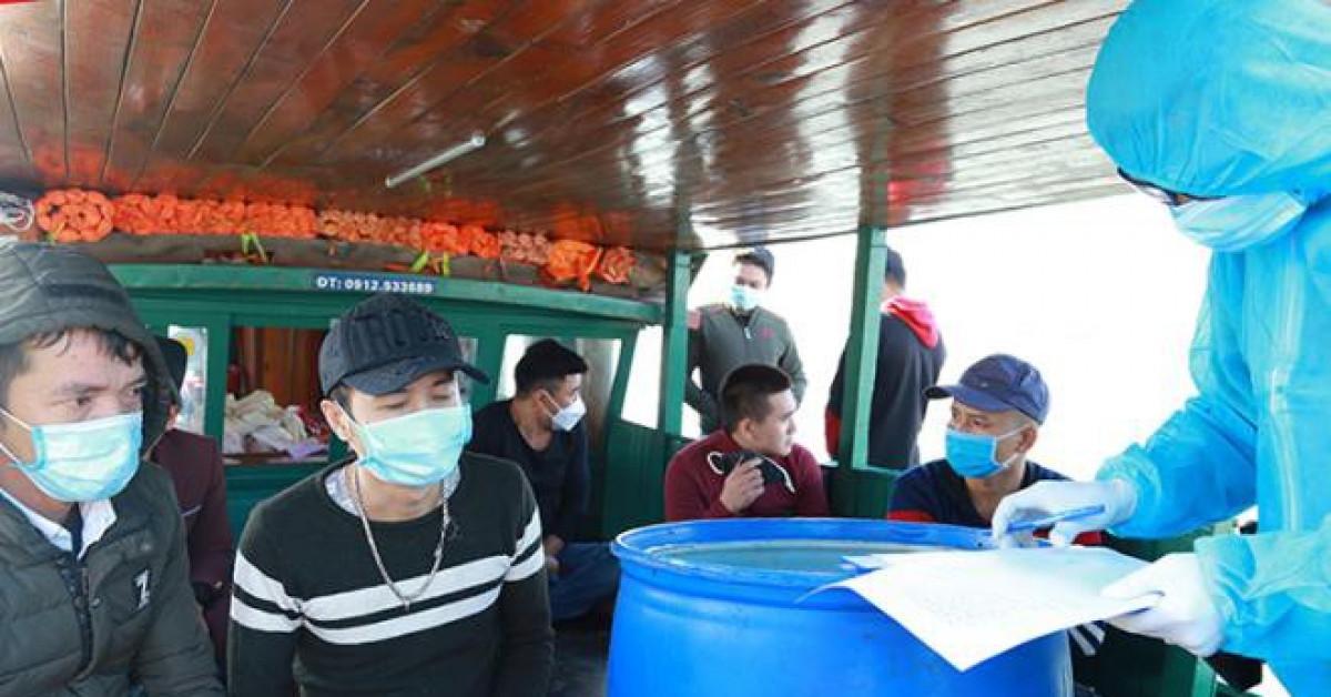 Tin tức trong ngày - Phong tỏa một nhà nghỉ vì cho người Trung Quốc lưu trú trái phép giữa dịch COVID-19
