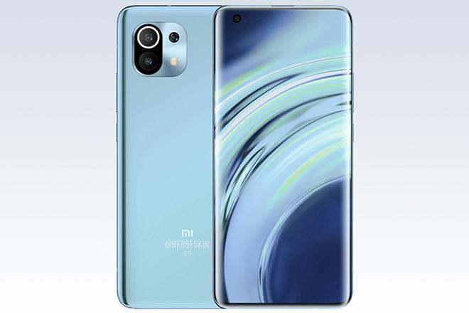 Xiaomi Mi 11 không chỉ mạnh mà còn khá đẹp mắt - 1
