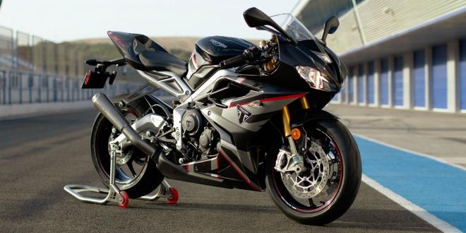 Ngắm siêu phẩm Triumph Daytona Moto2 765 giá hơn 400 triệu đồng - 1